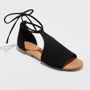 Women's Aileen Lace Up Slide Sandals